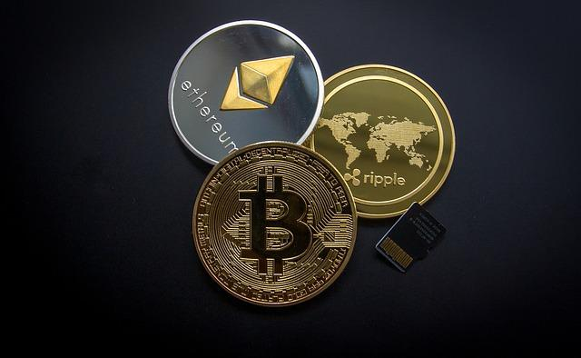 crypto currency photo