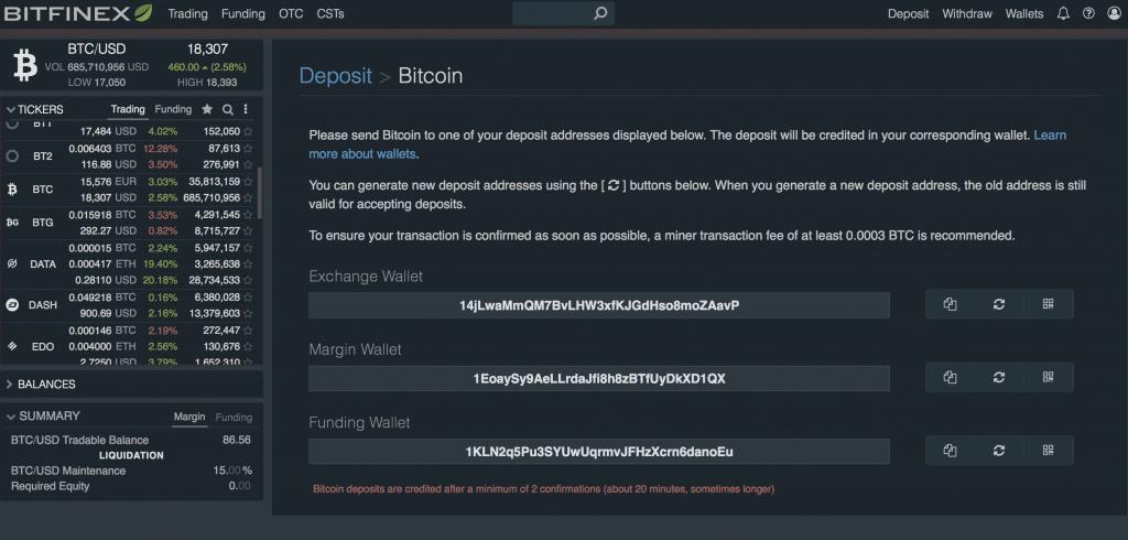 bitcoin wallet demo