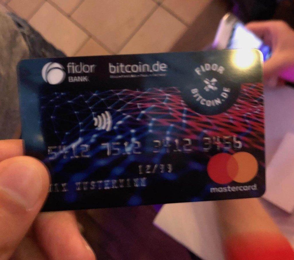 Bitcoin Fidor