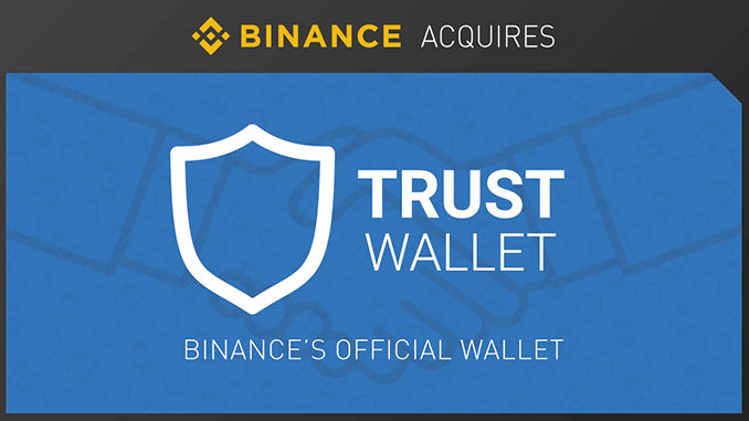 Binance Krypto Wallet