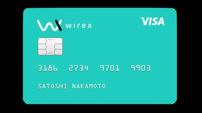 Wirex Karte.Wirex Krypto Debit Card Im Test Kryptoszene De