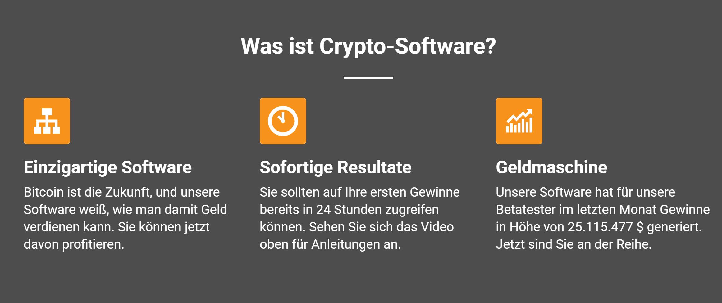 So funktioniert die Cryptosoft App - Betrug oder nicht?