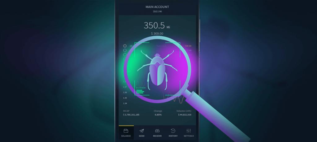 IOTA Trinity Wallet Bug-Bounty-Programm