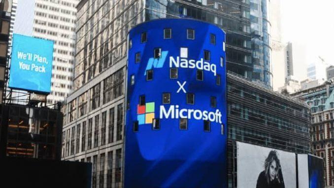 Microsoft und Nasdaq