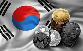 Südkorea Kryptobörse und Banken zusammenarbeiten