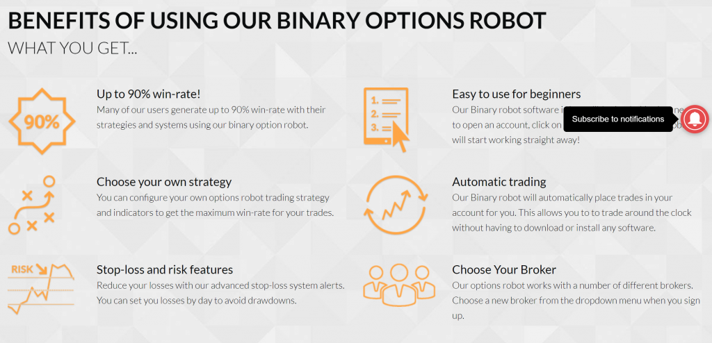 Binary options robot scams mlb 3 game series betting strategies