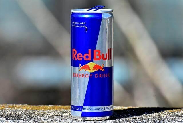 Red bull photo