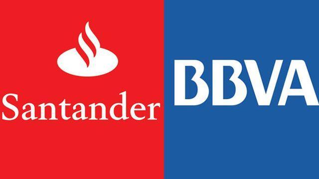 BBVA und Santander