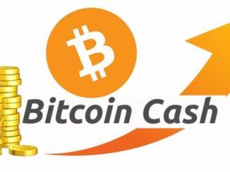 Bitcoin Cash steigt um 15 Prozent