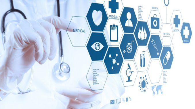 Blockchain Medizin