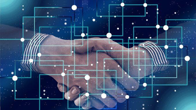 Blockchain-Verband