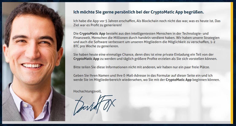 David Fox Fake