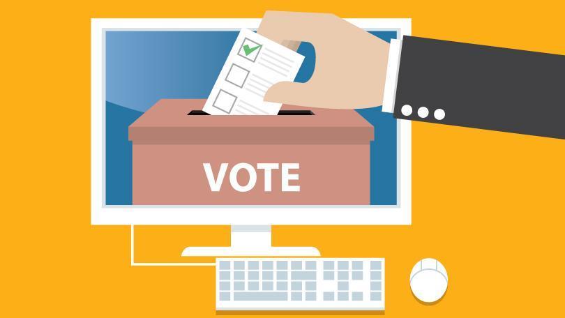 Wahlen via Blockchain