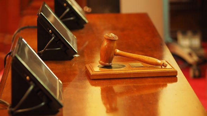 Anklage rechtskräftig
