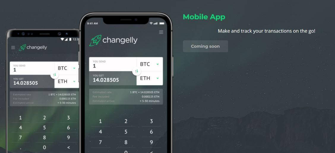 Changelly App