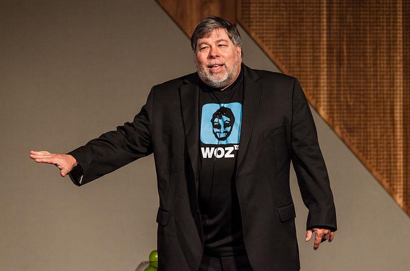 Apple Co-Founder Wozniak soll sein ganzes Bitcoin-Vermögen während des BTC-Allzeithochs verkauft haben