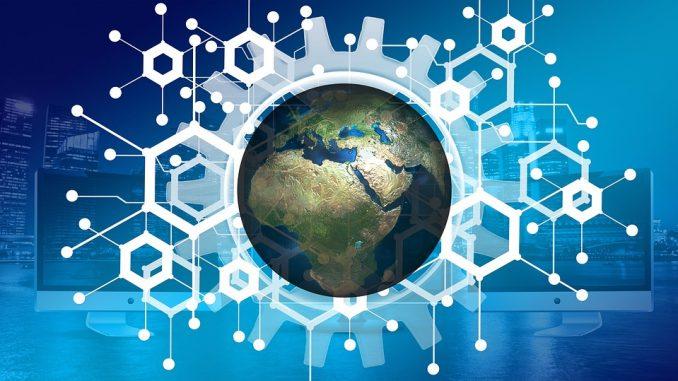 Global skalierbare Kryptowährung