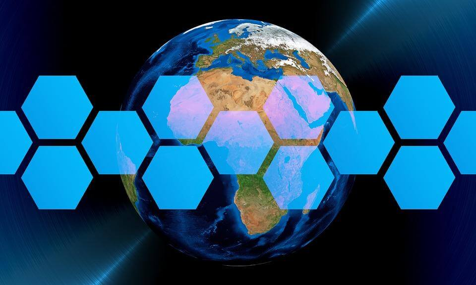 Globales Grundeinkommen auf Blockchain-Basis