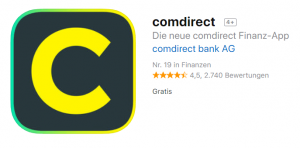 Comdirect - App