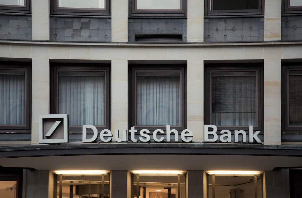 Deutsch Bank photo