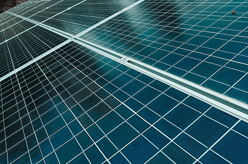 solar power photo