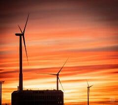 wind energy photo