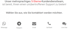 BDSwiss Support