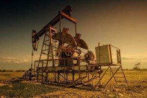 oil rig old