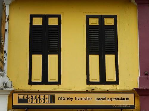 Western Union Identitätsprüfung