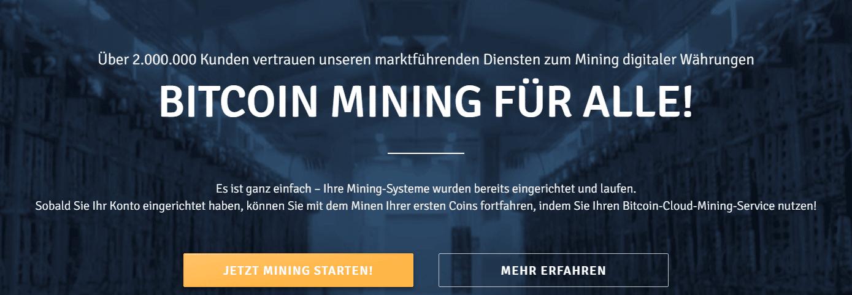 Cloudmining vs Solo Mining