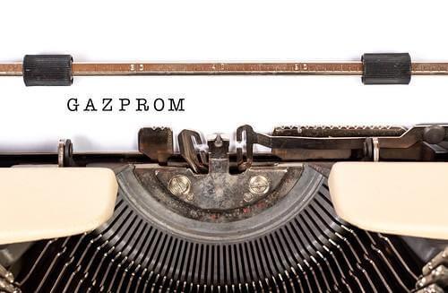 gazprom stock