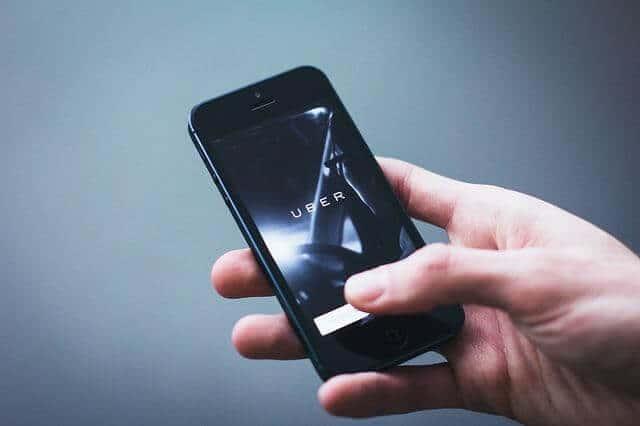 uber aktien potential