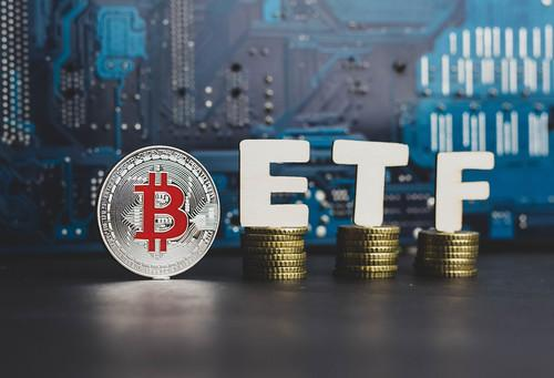 Bitcoin with ETF