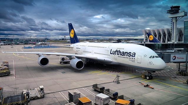 Kursziel Lufthansa