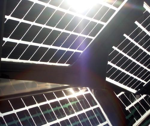 solar photo