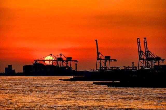 oil ship photo