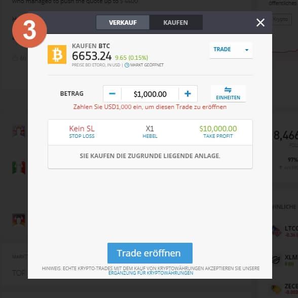 Bitcoin Konto Anlegen