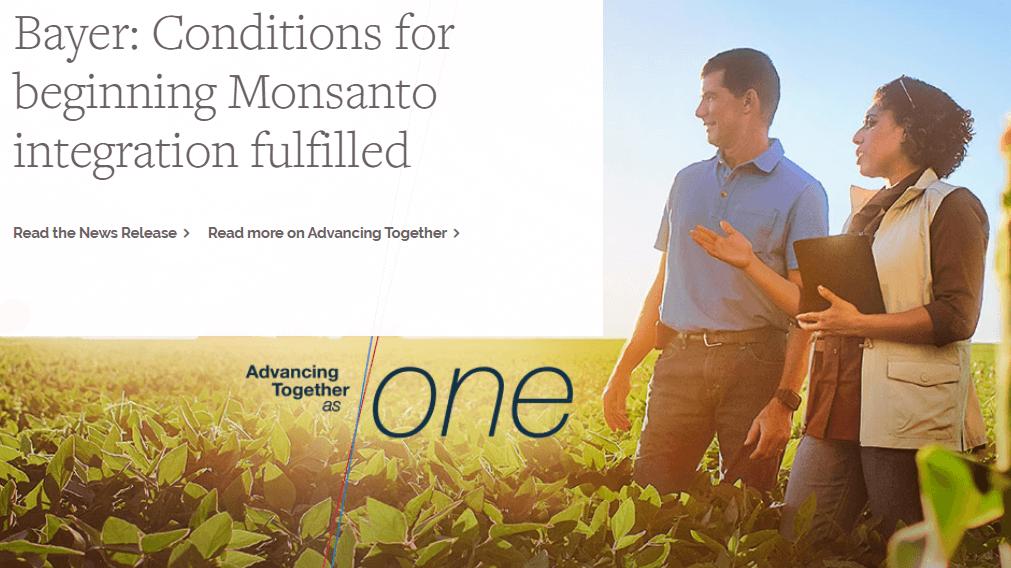Monsanto Aktie Kaufen
