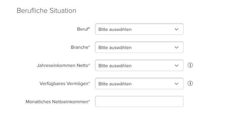 consorsbank registration process