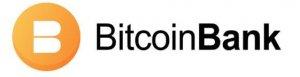 Bitcoin Bank breaker logo