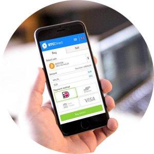 BTCDirect App