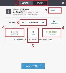 Ethereum mit Paypal kaufen auf eToro