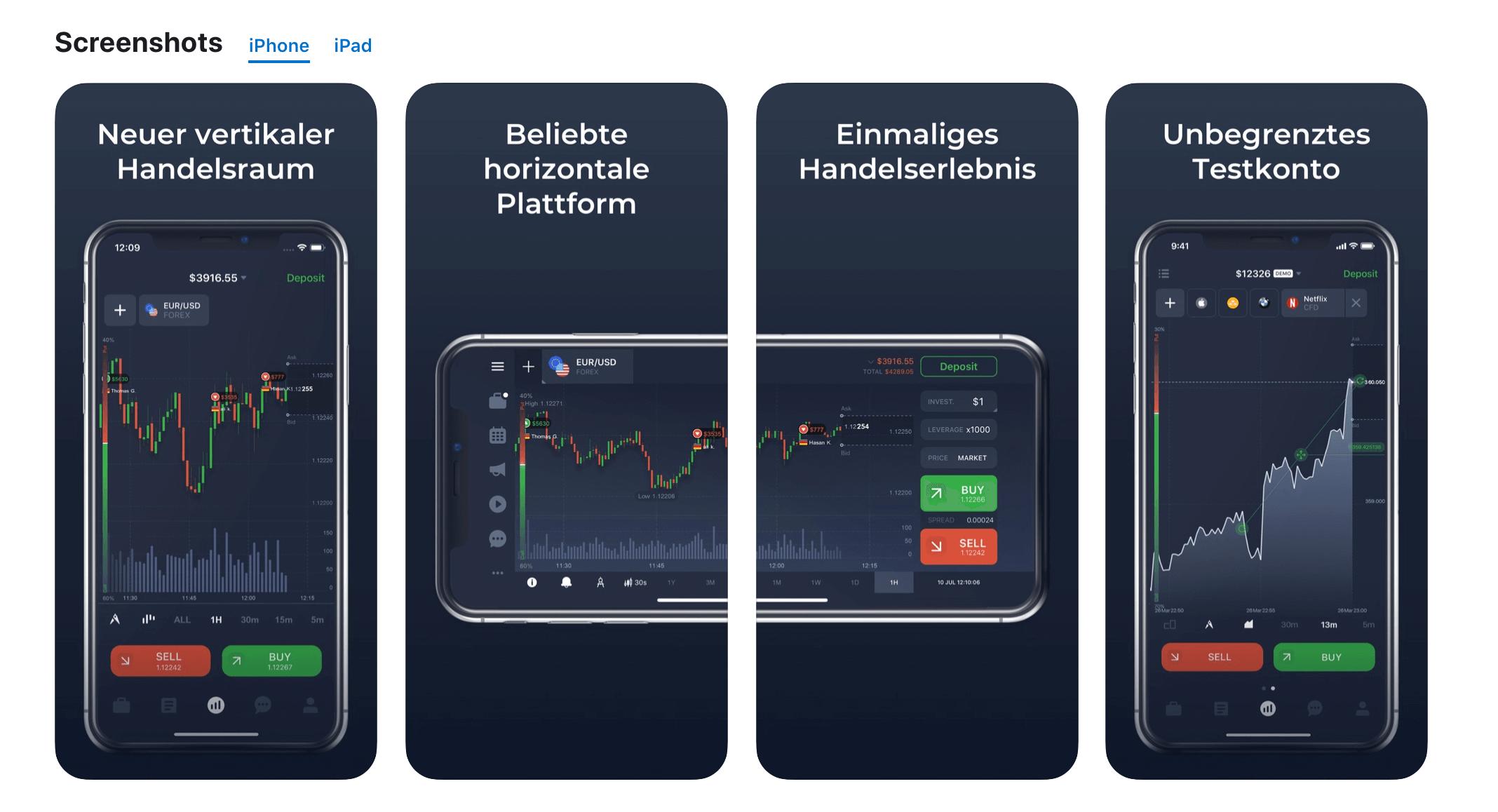 IQoption App