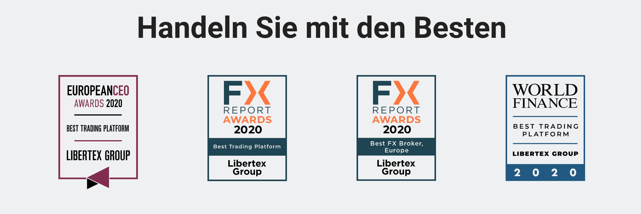 Libertex Awards