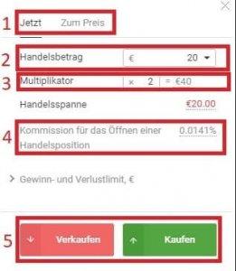 Maker Kaufen Libertex