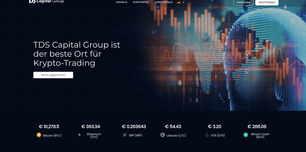 TDS Capital Group