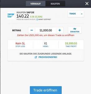 etoro Software Aktien kaufen