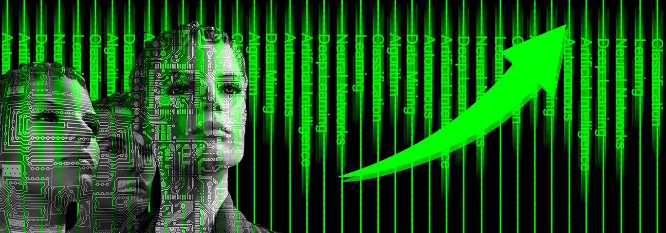 KI Strategie - Algorithmus Handel
