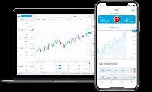 Trading 212 - Handel per App und Webseite