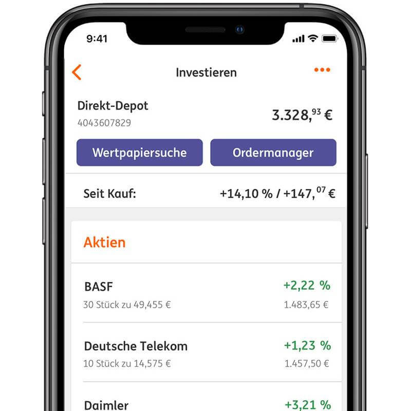 ING DiBA App